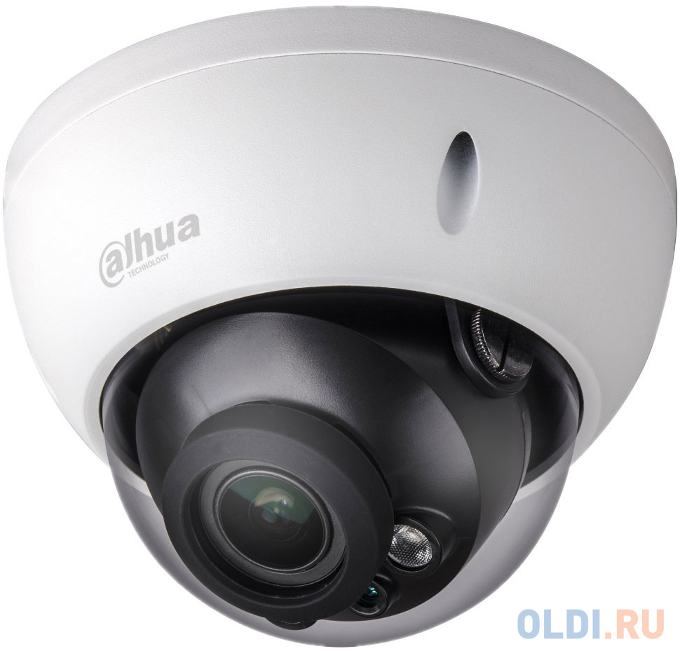 Камера IP Dahua DH-IPC-HDBW2231RP-ZS CMOS 1/2.8 1920 x 1080 Н.265 H.264 MJPEG RJ45 10M/100M Ethernet PoE белый 100% original 6mp dahua ip camera english firmware ir 80m h 265 ipc hfw4631m i2 ir cut hd1080p support poe dh ipc hfw4631m i2