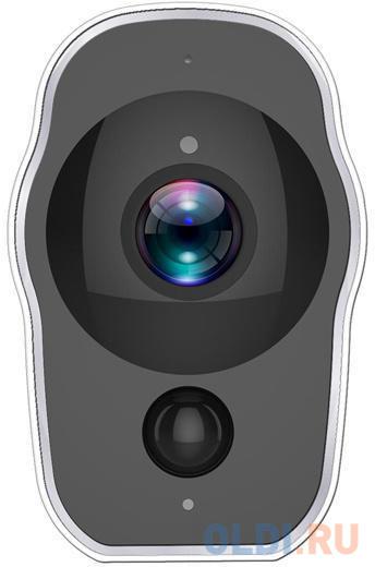 Фото - Видеокамера IP Digma DiVision 700 3.56-3.56мм цветная корп.:белый/черный видеокамера ip digma division 401 2 8мм черный