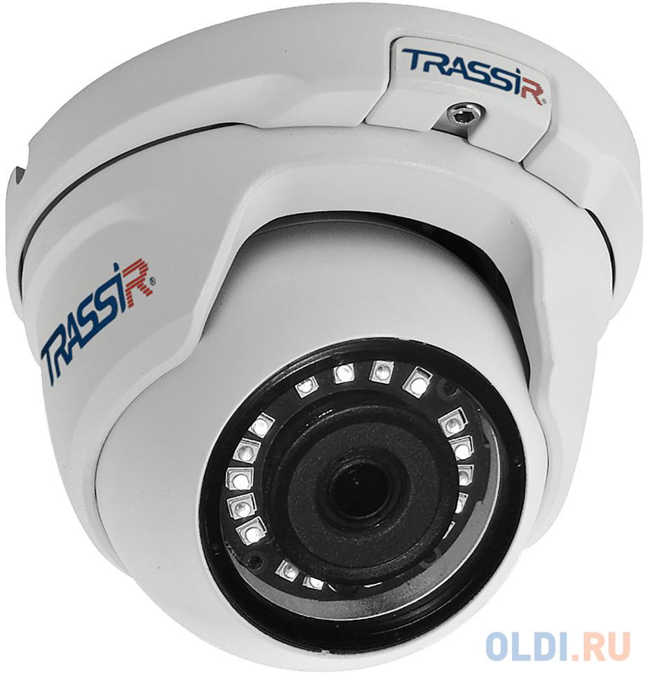 Видеокамера IP Trassir TR-D2S5 3.6-3.6мм цветная фото