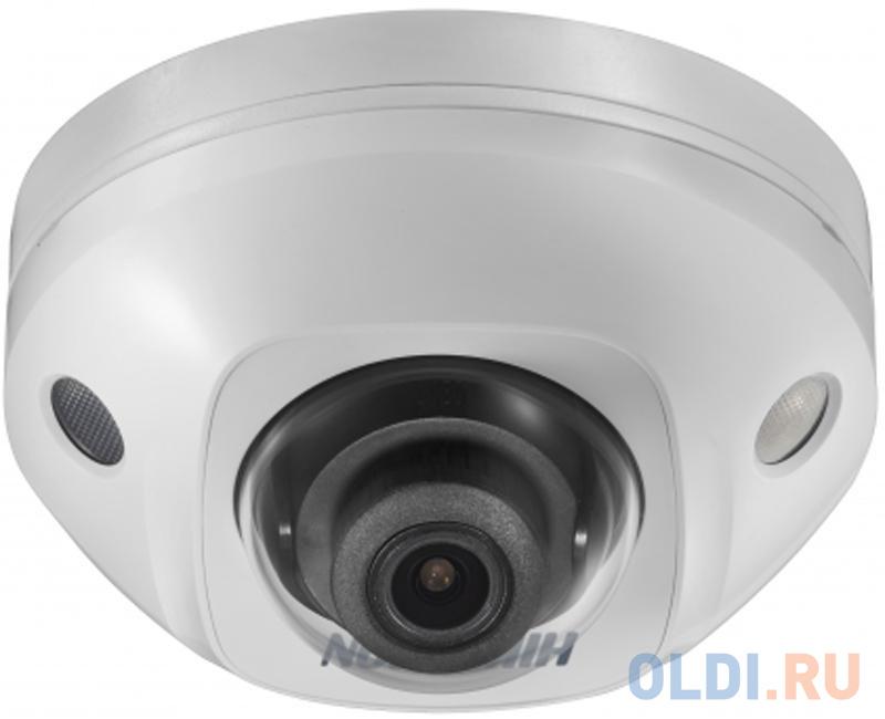 Камера IP Hikvision DS-2CD2543G0-IWS (4 MM) CMOS 1/3 4 мм 2688 x 1520 Н.265 H.264 MJPEG RJ45 10M/100M Ethernet Wi-Fi PoE белый