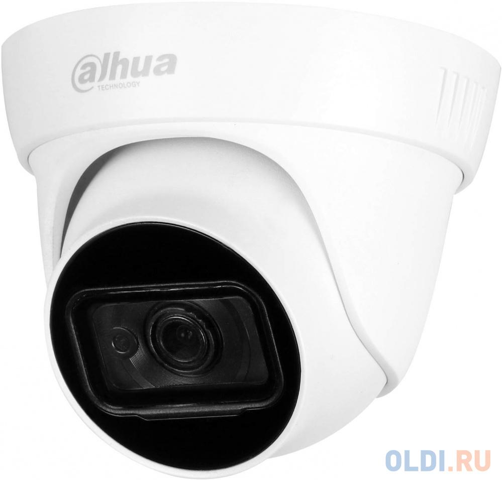 Камера видеонаблюдения Dahua DH-HAC-HDW1801TLP-A-0280B 2.8-2.8мм цветная камера видеонаблюдения dahua dh hac hfw1000rmp 0280b s3 2 8 2 8мм цветная корп белый