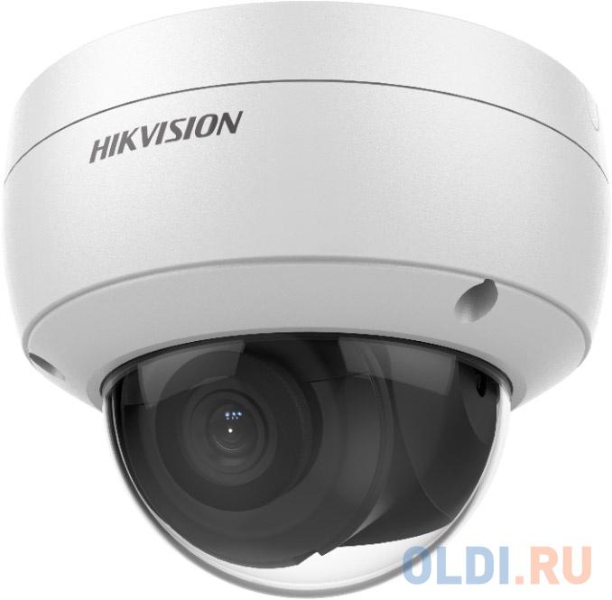 Видеокамера IP Hikvision DS-2CD2123G0-IU 2.8-2.8мм цветная фото