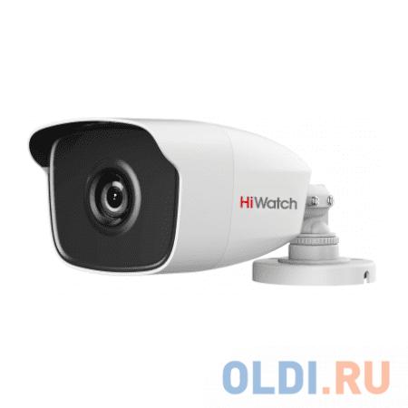 Камера видеонаблюдения Hikvision HiWatch DS-T220 2.8-2.8мм