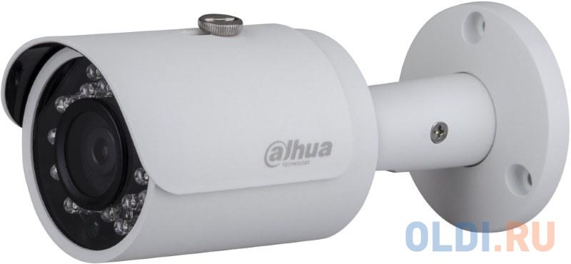 Камера видеонаблюдения Dahua DH-HAC-HFW1220SP-0360B 3.6-3.6мм цветная корп.:белый камера видеонаблюдения dahua dh hac hfw1000rmp 0280b s3 2 8 2 8мм цветная корп белый