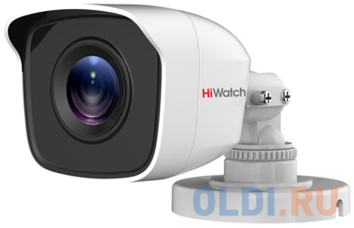 Камера видеонаблюдения Hikvision HiWatch DS-T110 2.8-2.8мм камера видеонаблюдения hikvision ds 2ce16h8t itf 3 6мм