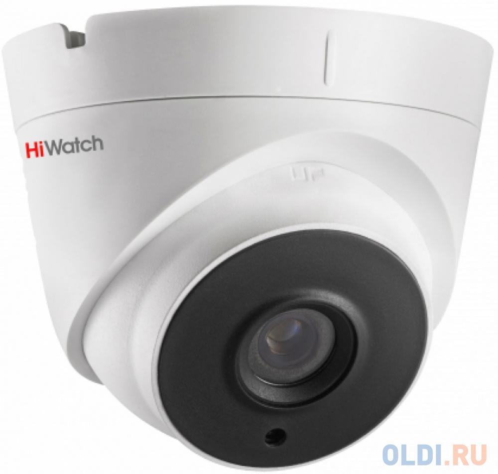 Камера видеонаблюдения Hikvision HiWatch DS-T203P 3.6-3.6мм цветная корп.:белый.