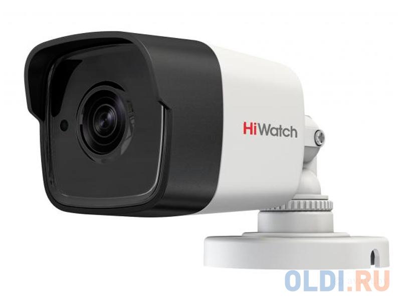 Видеокамера IP Hikvision HiWatch DS-I250 6-6мм цветная.