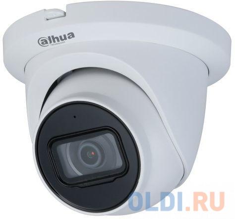 Видеокамера IP Dahua DH-IPC-HDW3441TMP-AS-0280B 2.8-2.8мм цветная