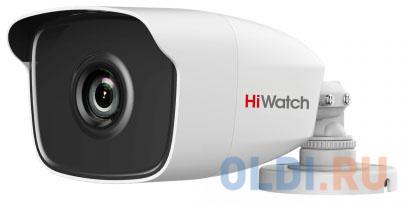 Камера Hikvision DS-T220 CMOS 1/2.7 6 мм 1920 x 1080 BNC HD-TVI белый черный.