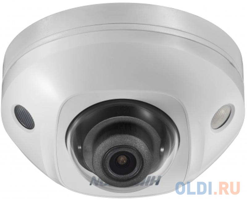 Камера IP Hikvision DS-2CD2543G0-IS (6 MM) CMOS 1/3 6 мм 2688 x 1520 H.264 Н.265 MJPEG RJ45 10M/100M Ethernet PoE белый камера ip hikvision hiwatch ds i200 6 mm cmos 1 2 8 6 мм 1920 x 1080 h 264 mjpeg rj45 10m 100m ethernet poe белый