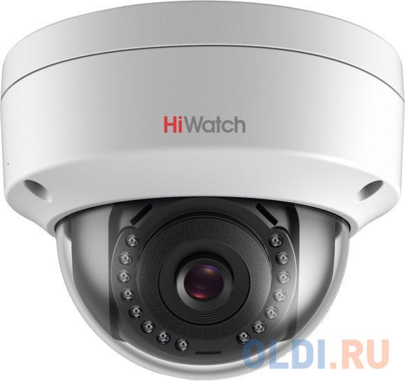 Видеокамера IP Hikvision HiWatch DS-I402 2.8-2.8мм цветная