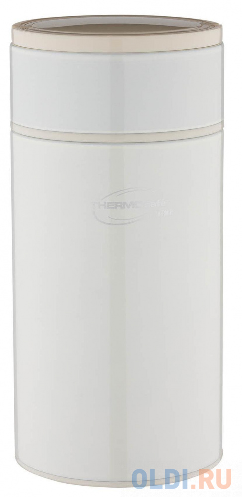 Фото - Термос Thermos ThermoCafe Arctic-1000FJ (158895) 1л. белый термос thermos thermocafe arctic 1000 157775 1л белый