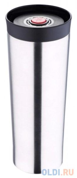 Чашка-термос Bergner Travel BG-5981-MM 0,48 л. сковорода bergner bg 7926 24 см темно серый