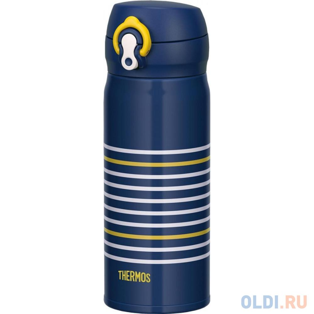 Термос Thermos JNL-402 (NV-Y) (924575) 0.4л. синий/белый