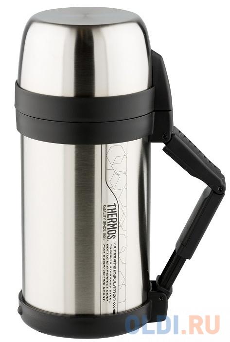Термос Thermos FDH Stainless Steel Vacuum Flask (923653) 2л. стальной/черный hot sale portable outdoor camping travel stainless steel hip flask