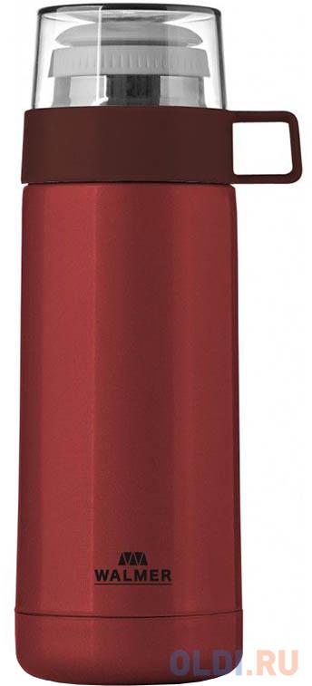 Термос Power, красный, 350 мл Walmer термос silver 1000 мл walmer w24100023