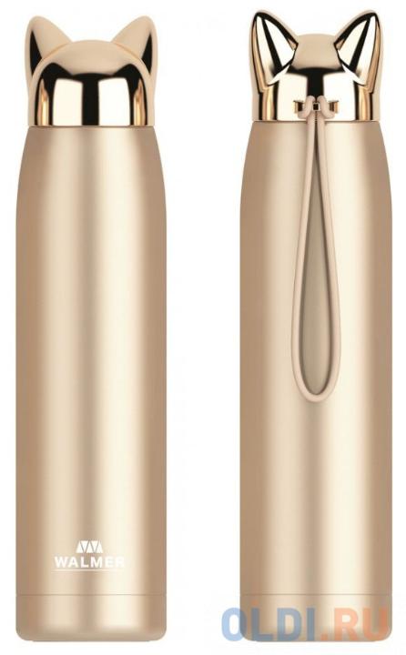Термос Golden Cat, 320 мл Walmer термос silver 1000 мл walmer w24100023