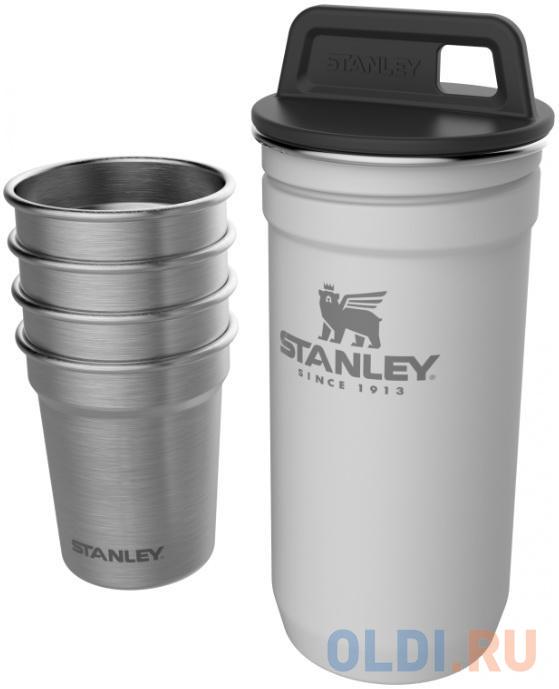 Набор термопосуды Stanley Adventure Nesting Shot Glass Set 0.59л. белый (10-01705-037)