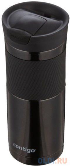 Термокружка Contigo Byron 0.59л. черный (2095634)