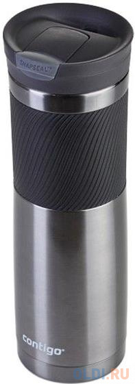 Термокружка Contigo Byron 0.72л. темно-серый (2095635)