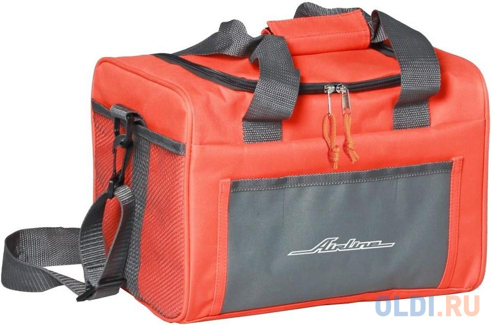 Сумка-холодильник Airline AO-CB-01 6л красный серый