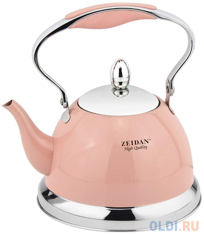 Заварочный чайник Zeidan Z-4251 1 л заварочный чайник 1 3 л colombo надин c2 tp k6957al