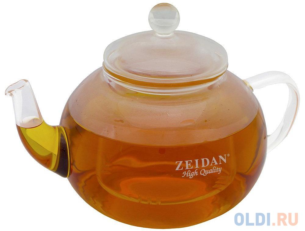 Фото - Заварочный чайник Zeidan Z-4178 1000 мл фарфоровый заварочный чайник паркур 1000 мл