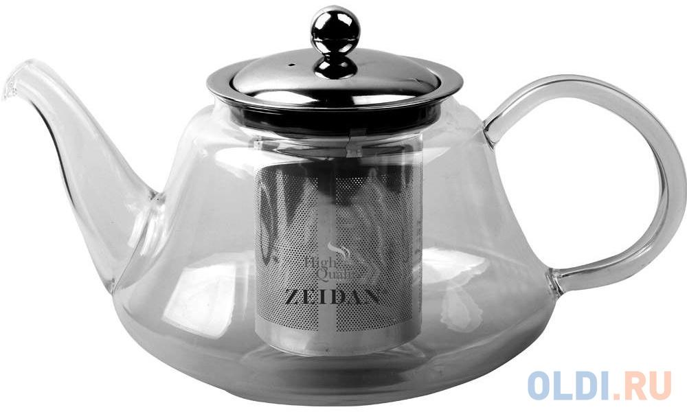 Фото - Заварочный чайник Zeidan Z-4062 1000 мл фарфоровый заварочный чайник паркур 1000 мл