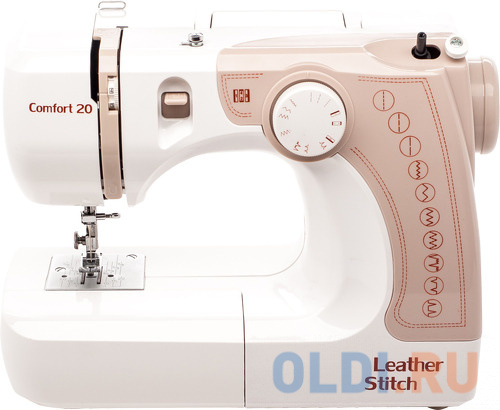 Швейная машина Comfort 20 белый швейная машина comfort 12 белый