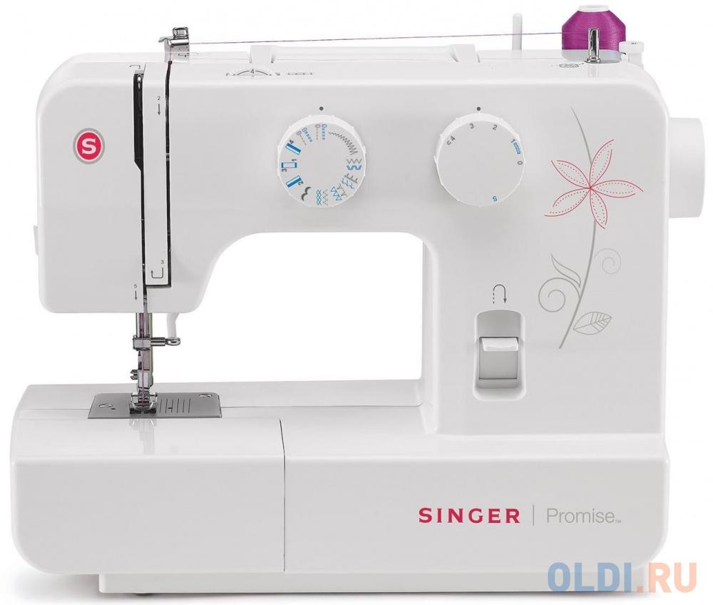 Швейная машина Singer Promise 1412 белый недорого