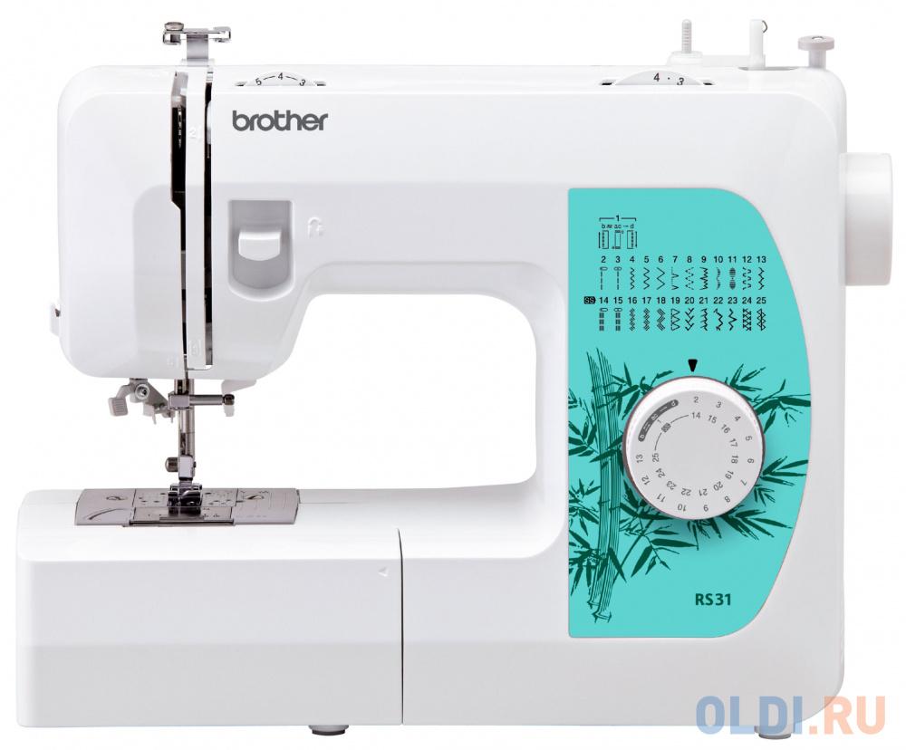 Швейная машина Brother RS-31 белый RS31