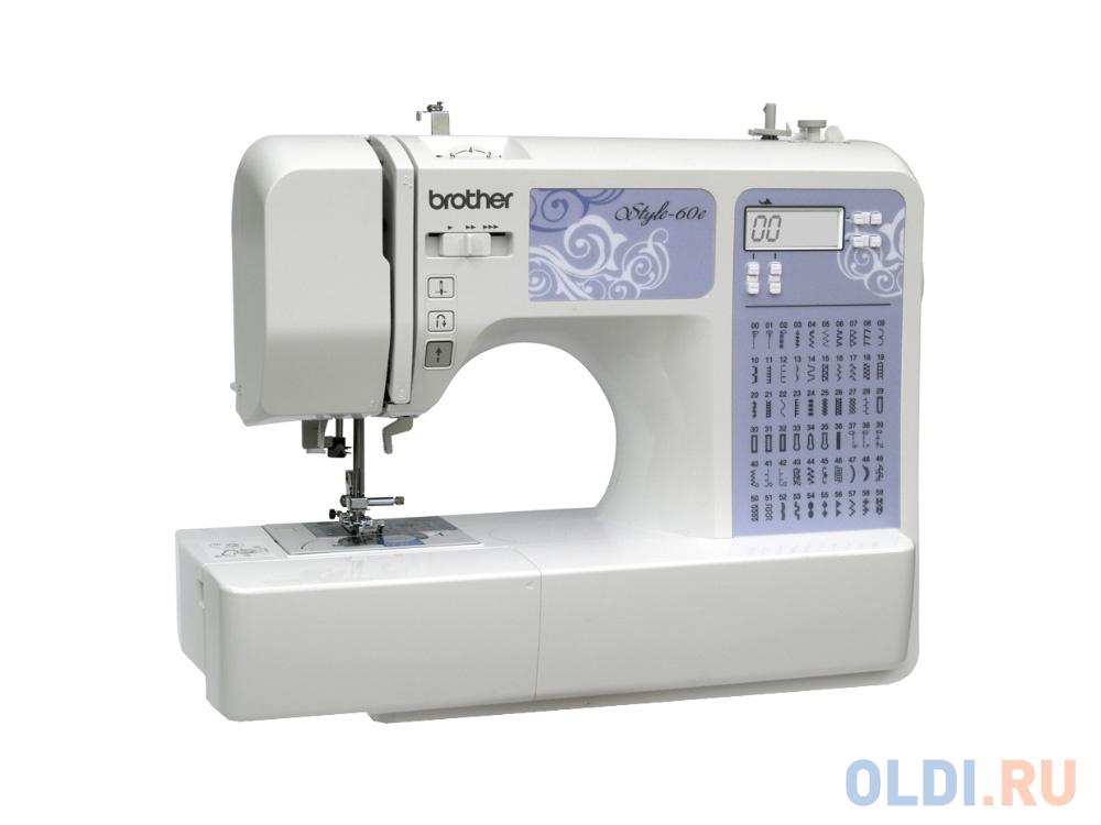 Швейная машина Brother Style 60 белый
