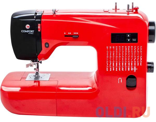 Фото - Швейная машина Comfort 555 швейная машина comfort comfort 250