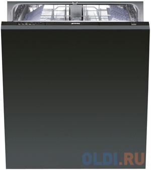 Посудомоечная машина Smeg ST512 чёрный фото