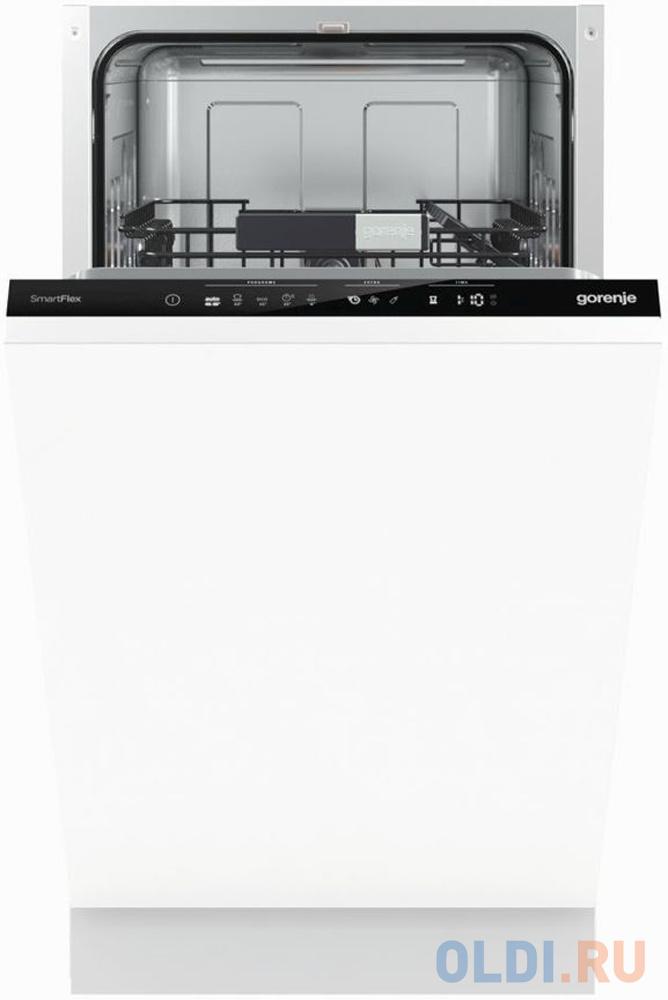 Посудомоечная машина Gorenje GV55210 компактная белый фото