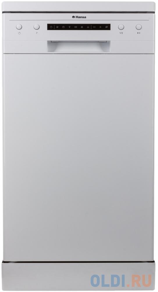 Посудомоечная машина Hansa ZWM 416 WH белый hansa zwm 416 seh серебристый