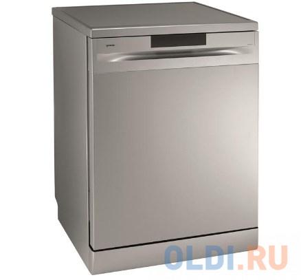 Посудомоечная машина Gorenje GS62010S серебристый (полноразмерная)