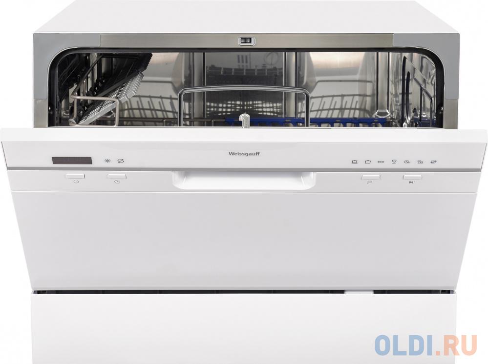 Посудомоечная машина Weissgauff TDW 4017 D белый