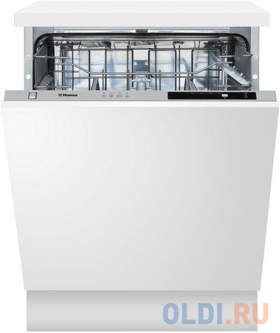Посудомоечная машина Hansa ZIV614H белый