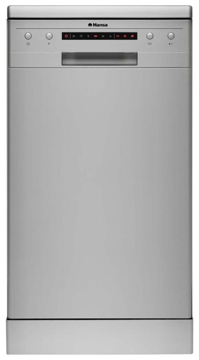 Посудомоечная машина Hansa ZWM 416 SEH серебристый hansa zwm 416 seh серебристый