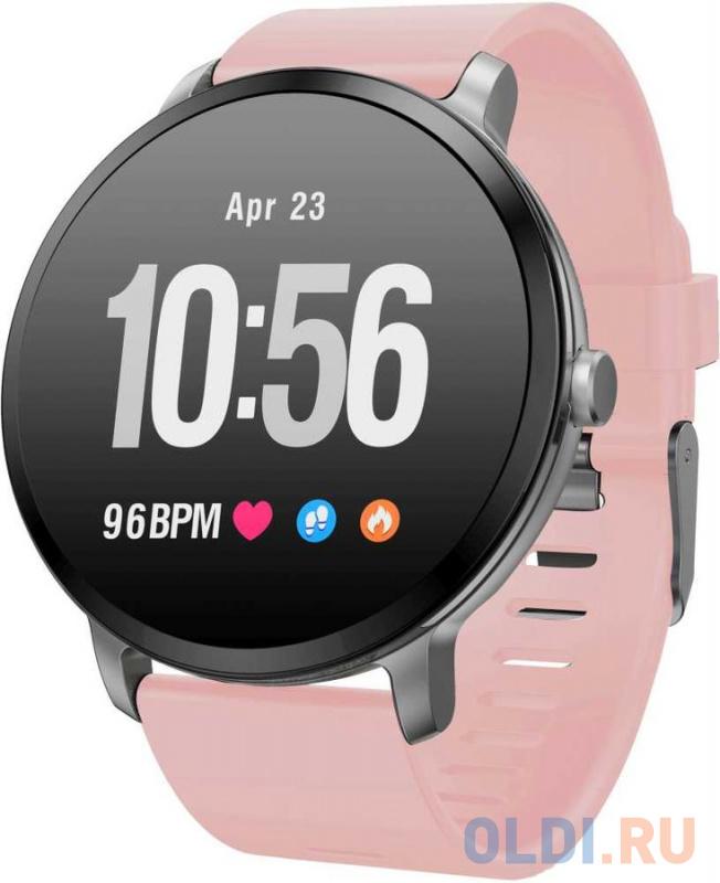 Фото - Смарт-часы Jet Sport SW-1 1.33 LCD серебристый (SW-1 PINK) часы jet sport sw 5