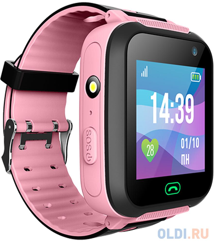 Jet Kid Swimmer pink Умные детские часы умные часы jet kid next dark blue
