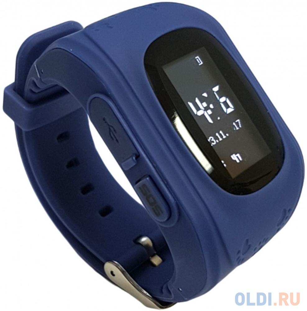 Jet Kid Start dark/blue Умные детские часы умные часы jet kid next dark blue
