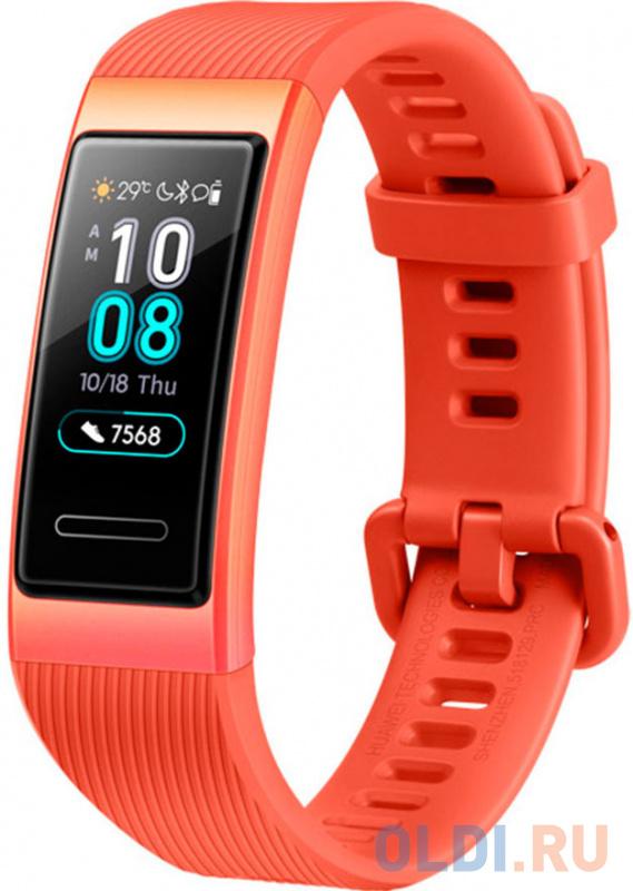 Фитнес трекер HUAWEI Band 3 Coral Orange.