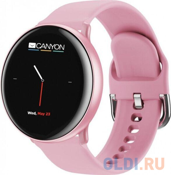 Фото - Умные часы Smart watch, 1.22inches IPS full touch screen, aluminium+plastic body,IP68 waterproof, multi-sport mode with swimming mode, compatibility with iOS and android,Pink with extra pink leather belt, Host: 41.5x11.6mm, Strap: 240x20mm, 20.8g умные часы smart watch 1 3inches ips full touch screen silver alloy plastic body ip68 waterproof multi sport mode with swimming mode compatibility with ios and android white black with extra black belt host 262x43 6x12 5mm strap 240x22mm