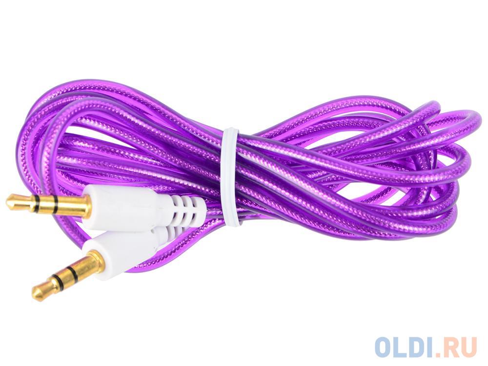 Фото - Кабель аудио Human Friends Shine 3.5 jack Purple, 1,5 м. кабель 30 pin 1м cbr human friends super link rainbow c круглый cb 273