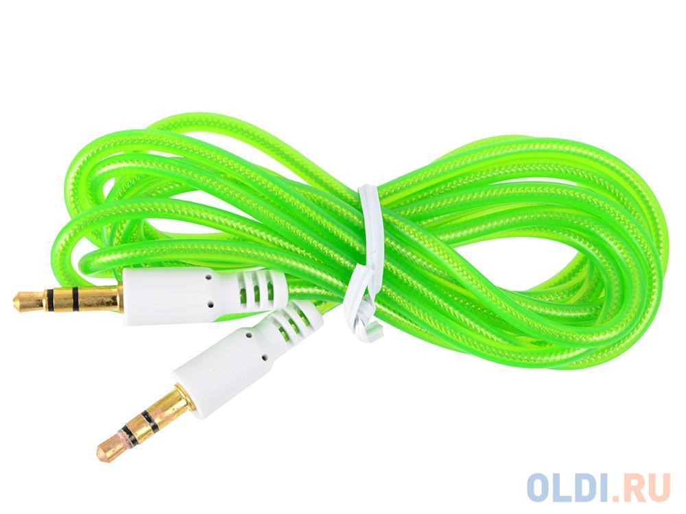 Фото - Кабель аудио Human Friends Shine 3.5 jack Green, 1,5 м. кабель 30 pin 1м cbr human friends super link rainbow c круглый cb 273