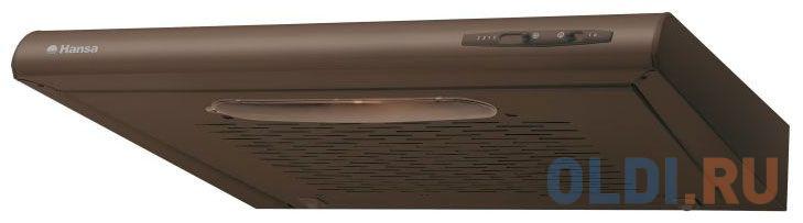 Вытяжка козырьковая Hansa OSC6111BH коричневый hansa fceb53000 коричневый