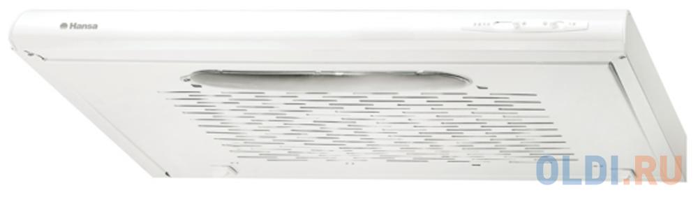 Фото - Вытяжка подвесная Hansa OSC5111WH белый подвесная вытяжка de longhi