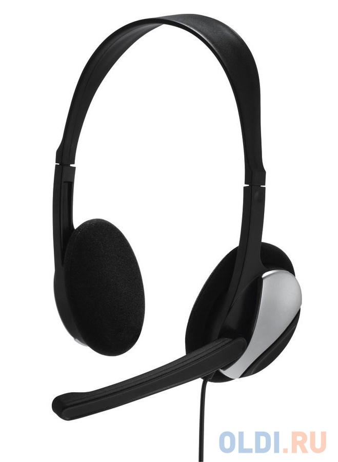 Фото - Гарнитура HAMA Essential HS 200 черный sport design sds 200 черный